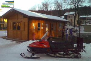 Noleggio sci e ciaspole Centro Fondo Brinzio